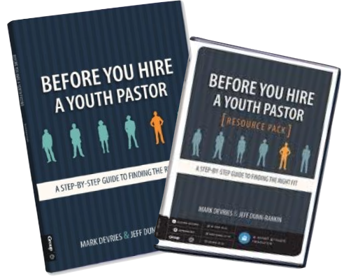 Before You Hire a Youth Pastor